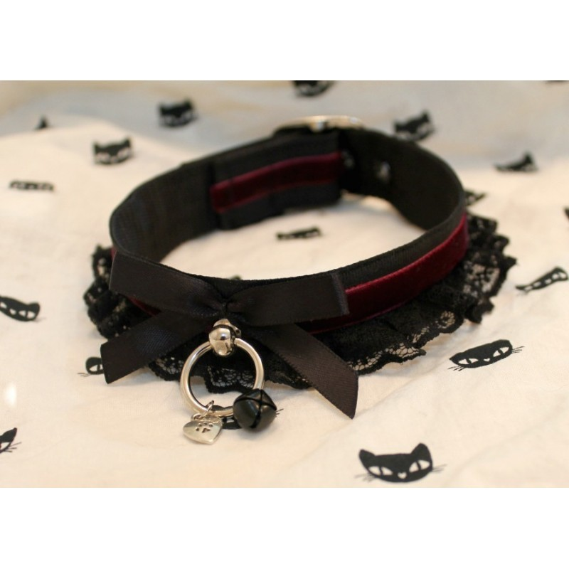 Bad Kitty Collar