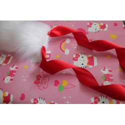 Add Ribbon Ties (For Tails)