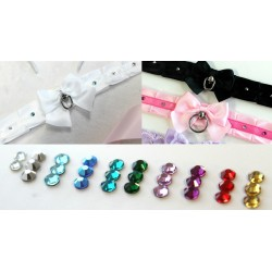 Add Crystals to Your Collar! (One Color)