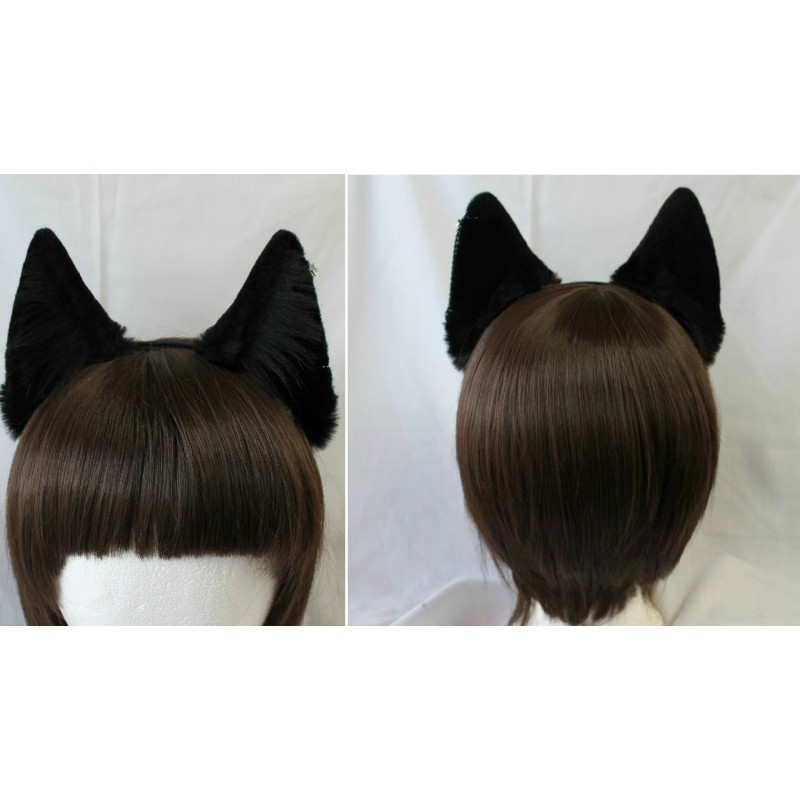 Black Fox Ears