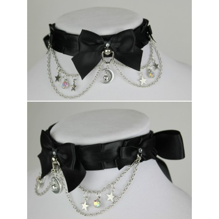 Moon Kitten Collar