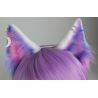 Space Fox Ears (With Piercings)