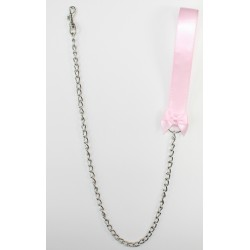 Baby Pink Pleated Collar