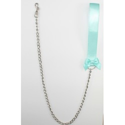Seafoam Satin Leash