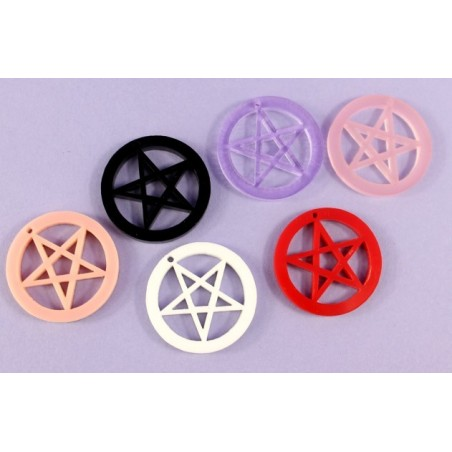 Pentacle Charms