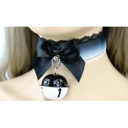 Black & White Gradient Collar