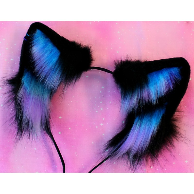 Galaxy Wolf  (Premade/One of a Kind)