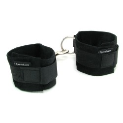 Ultra Soft Black Cuffs