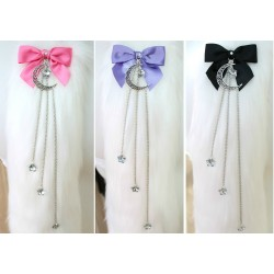 Shooting Star Tail Bows