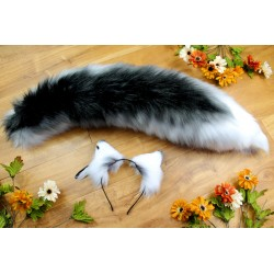 Marble Fox Set (Airbrushed)