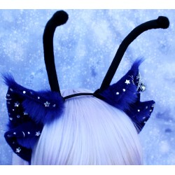 """Wish"" Alien Cat Ears..."