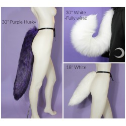 Fox Tails (Made to Order...