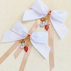 Winter Fox Bows (Sold in...