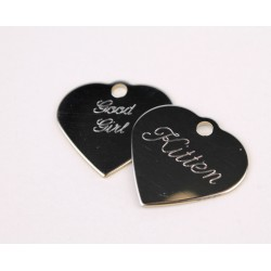 Custom Metal Engraved Tags