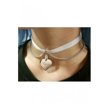 Custom Engraved Choker
